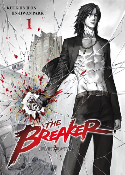 Couverture The breaker - ultimate tome 1