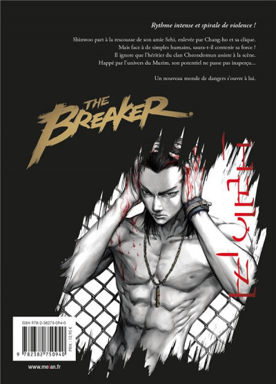 Dos The breaker - ultimate tome 3