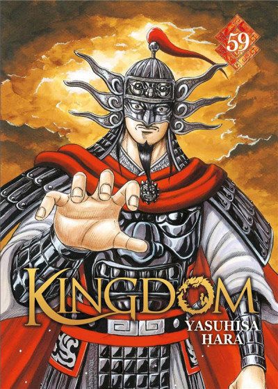 Couverture Kingdom tome 59