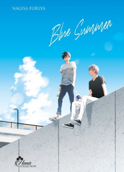 Couverture Blue summer tome 1