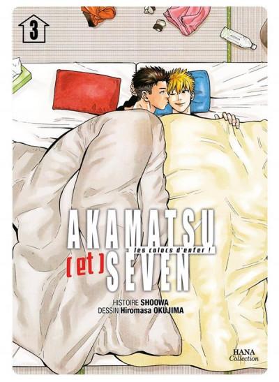 Couverture Akamatsu & Seven tome 3