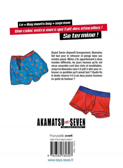 Dos Akamatsu & Seven tome 3