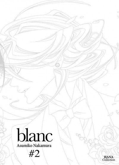 Couverture Blanc tome 2
