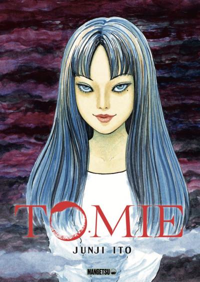 Couverture Tomie