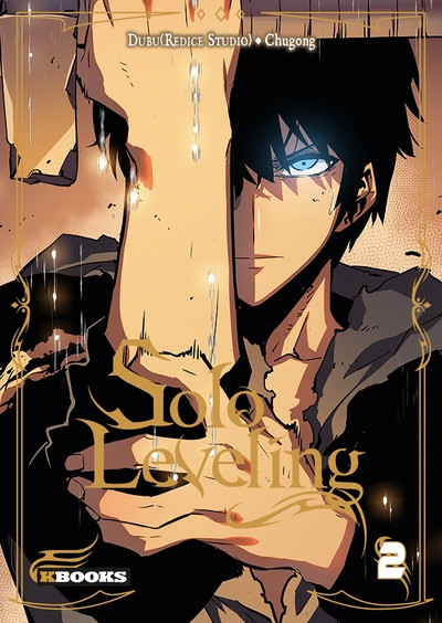 Couverture Solo leveling tome 2