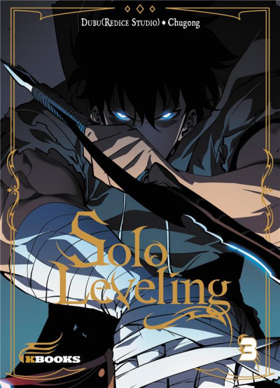 Couverture Solo leveling tome 3