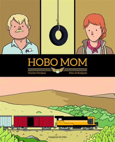 Couverture Hobo mom