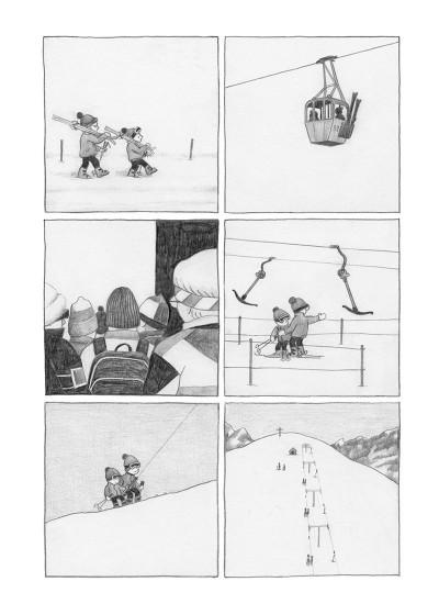 Page 9 Les têtards