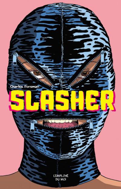 Couverture Slasher