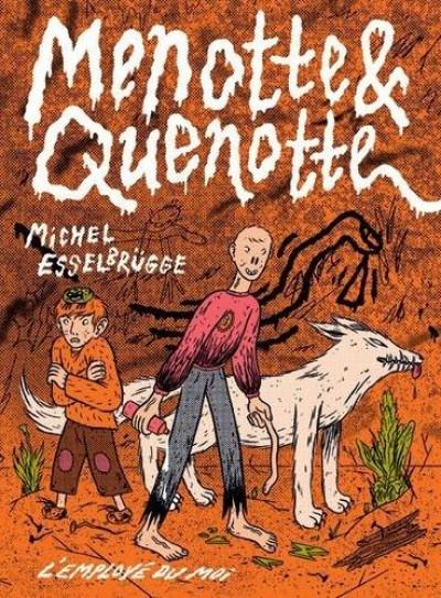 Couverture Menotte & Quenotte