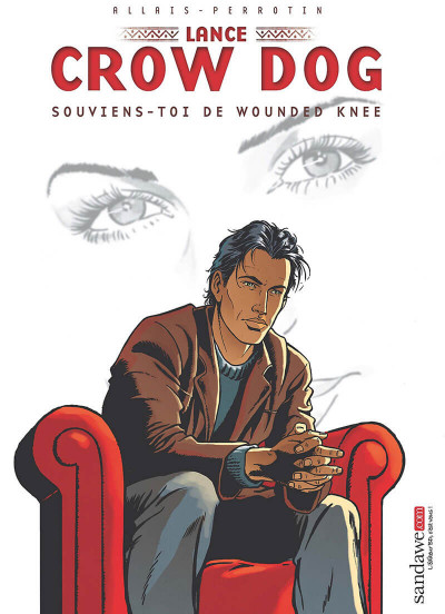 Couverture Lance crow dog tome 6
