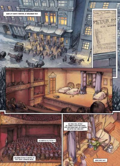 Page 1 Oliver & Peter tome 1