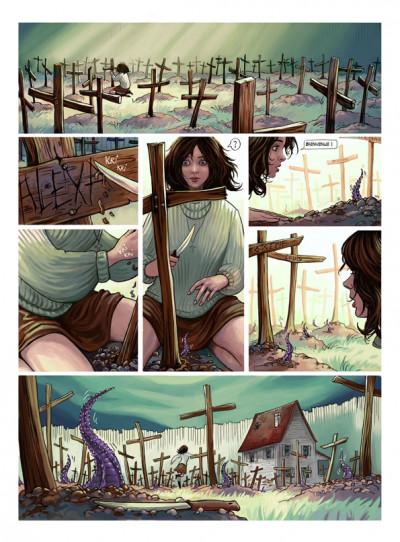 Page 1 La pluie des corps