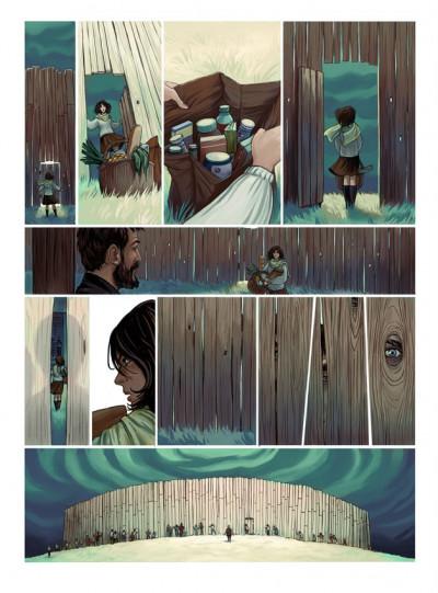 Page 2 La pluie des corps