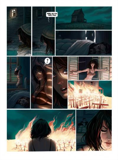 Page 3 La pluie des corps