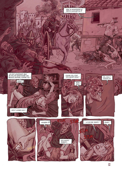 Page 4 Les damnés tome 2