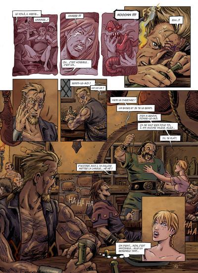 Page 5 Les damnés tome 2