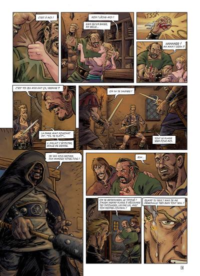 Page 6 Les damnés tome 2