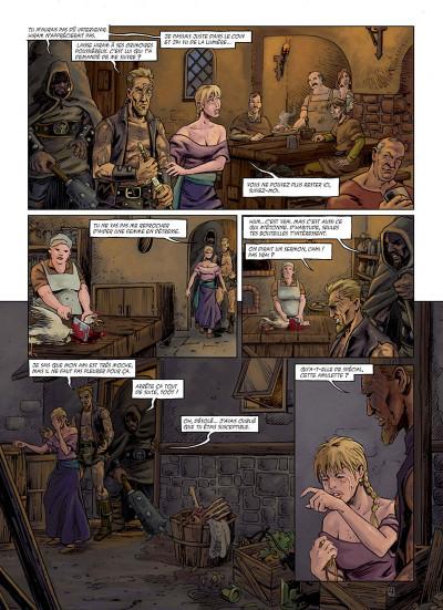 Page 7 Les damnés tome 2