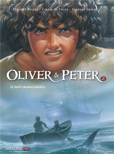 Couverture Oliver & Peter tome 2
