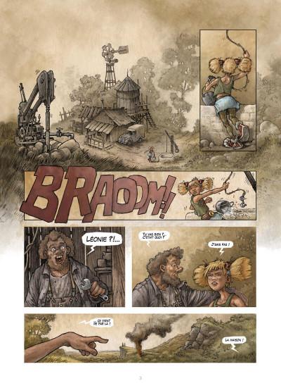 Page 2 Les sentiers de Wormhole