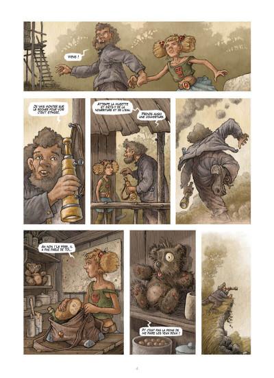 Page 3 Les sentiers de Wormhole