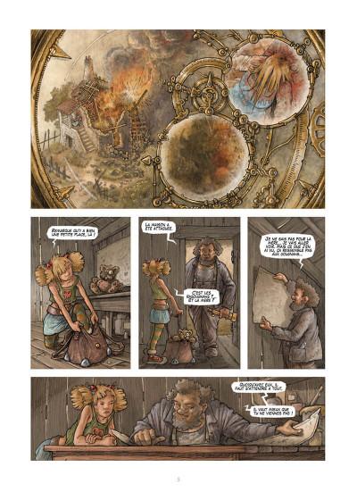 Page 4 Les sentiers de Wormhole