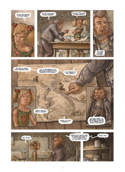 Page 5 Les sentiers de Wormhole