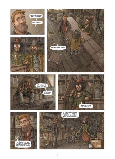 Page 7 Les sentiers de Wormhole