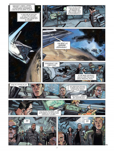 Page 7 Parallèle tome 3