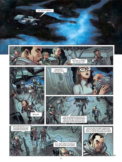Page 8 Parallèle tome 3