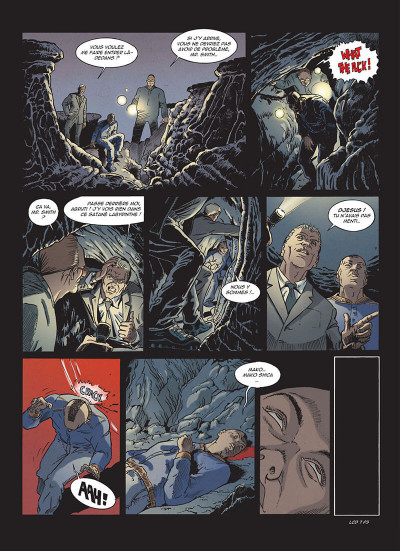 Page 5 Lance crow dog tome 7
