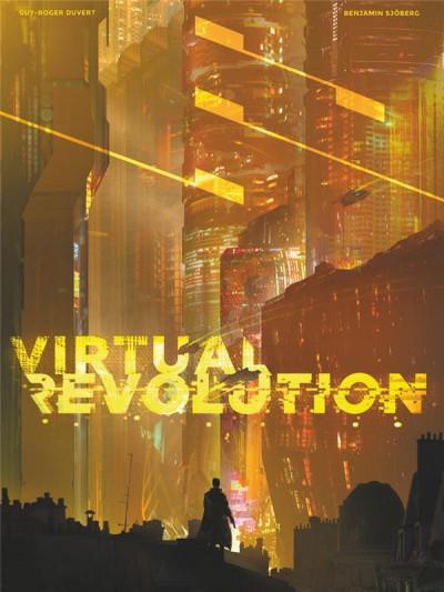 Couverture Virtual revolution