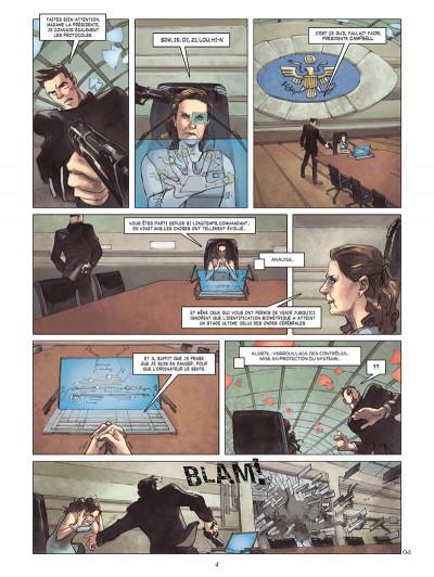 Page 4 Parallèle tome 4