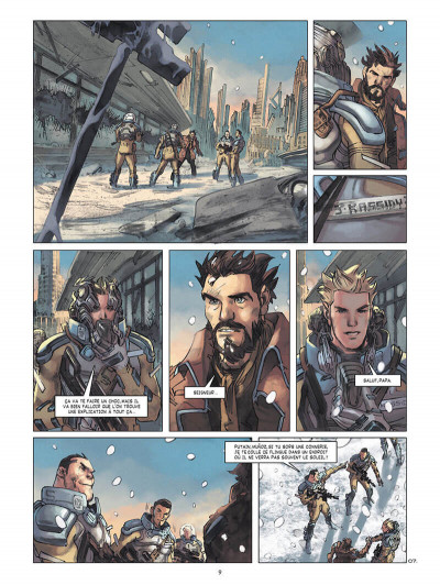 Page 9 Parallèle tome 4