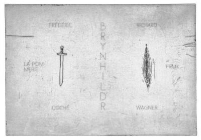 Couverture Brynhildr - Un opéra dessiné d'après Der Ring des Nibelungen