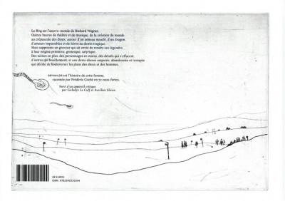 Dos Brynhildr - Un opéra dessiné d'après Der Ring des Nibelungen