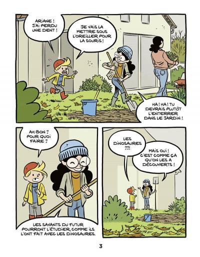 Page 4 Le fil de l'histoire raconté par Ariane & Nino tome 9