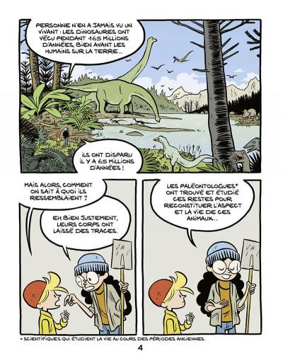 Page 5 Le fil de l'histoire raconté par Ariane & Nino tome 9