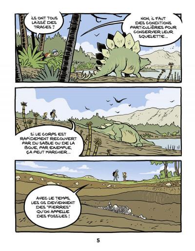 Page 6 Le fil de l'histoire raconté par Ariane & Nino tome 9