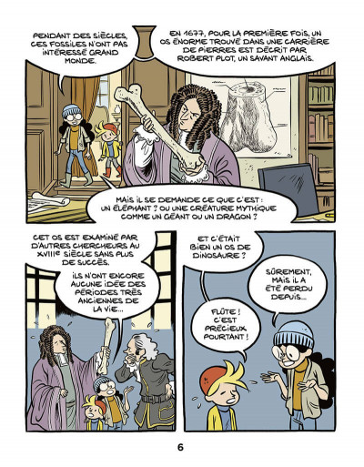 Page 7 Le fil de l'histoire raconté par Ariane & Nino tome 9