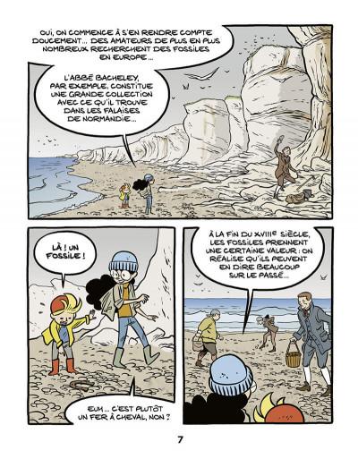 Page 8 Le fil de l'histoire raconté par Ariane & Nino tome 9