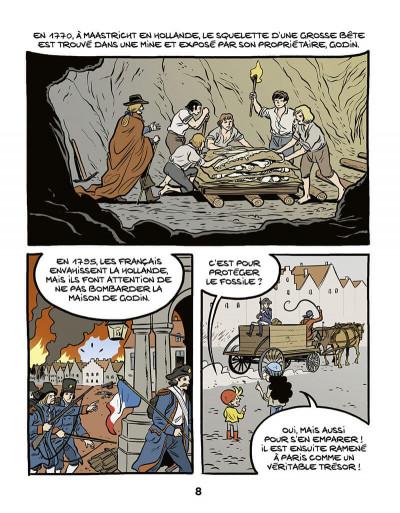 Page 9 Le fil de l'histoire raconté par Ariane & Nino tome 9