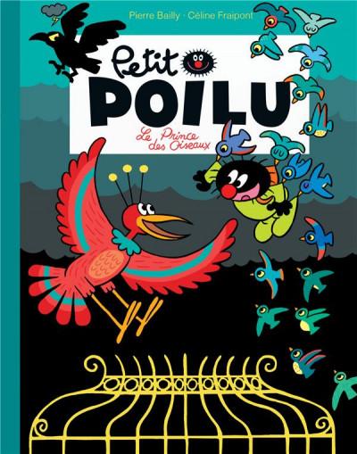 Couverture Petit Poilu (poche) tome 19 - Le prince des oiseaux