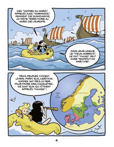 Page 5 Le fil de l'histoire raconté par Ariane & Nino tome 17