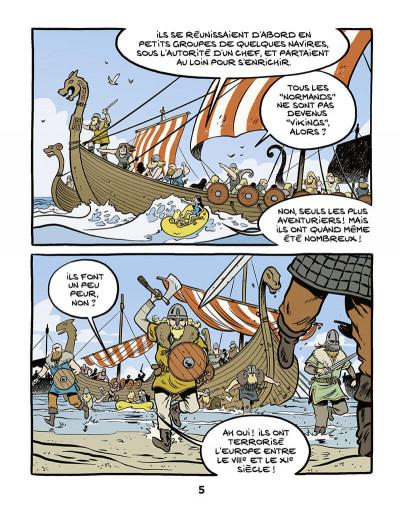 Page 6 Le fil de l'histoire raconté par Ariane & Nino tome 17
