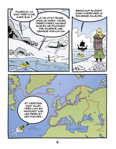 Page 7 Le fil de l'histoire raconté par Ariane & Nino tome 17