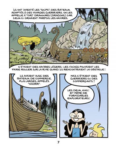Page 8 Le fil de l'histoire raconté par Ariane & Nino tome 17