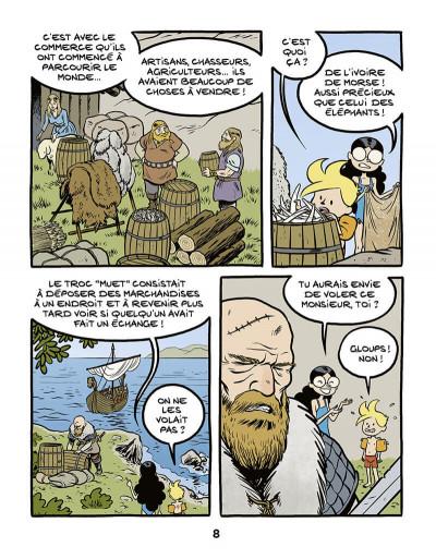 Page 9 Le fil de l'histoire raconté par Ariane & Nino tome 17