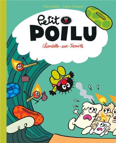 Couverture Petit Poilu poche tome 21